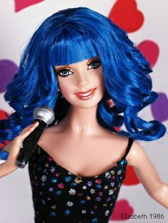 Katy Perry Doll🎤