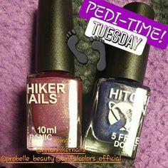 #HitchhikerNails #IndiePolish #etsyshop #HitchhikerNailsStudio #holonails #holographicnails #holopolish #holo#holographic#nails#nailart #toes#prettyfeet#pedicure#pedicureart #manipedi#peditime #feet#polishedtoes#polishedtoperfection