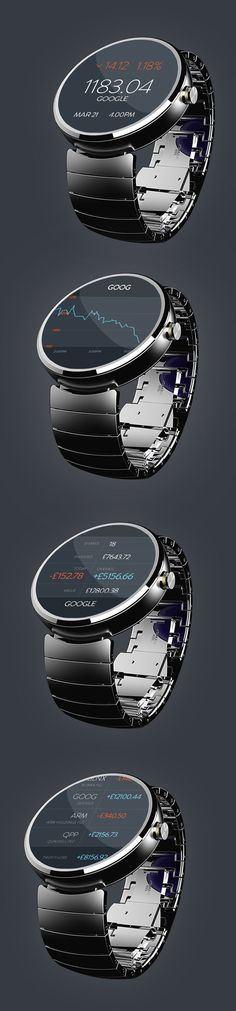Moto 360 - the watch reloj that will transform the wearable tech market espia. #Reloj #Clock #Google