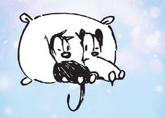 Mutts Comic - Mooch & Earl