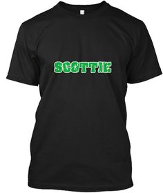Scottie Name Weathered Green Design Black T-Shirt Front - This is the perfect gift for someone who loves Scottie. Thank you for visiting my page (Related terms: I love,I heart Scottie,I love Scottie,Scottie Classic Style Name,Scottie,Scottie,Scottie rocks,First #Scottie, #Scottieshirts...)