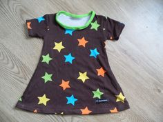 Supernova Dress with Stars.