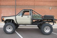toyota hilux custom work bed - Google Search