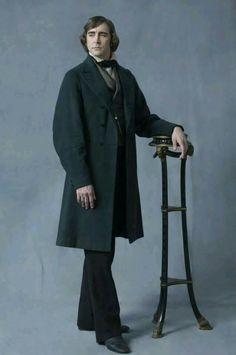 Lee Pace as Fernando in 'Lincoln'