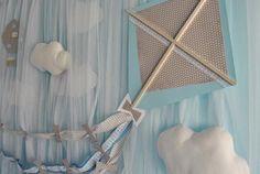 Kites and Clouds Baby Shower - Bella Paris Designs