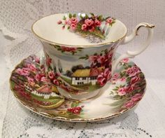 Vintage ROYAL ALBERT is creative inspiration for us. Get more photo about home decor related with by looking at photos gallery at the bottom of this page. We are want to say thanks if you like to share this post to another people via your facebook, pinterest, google plus or …