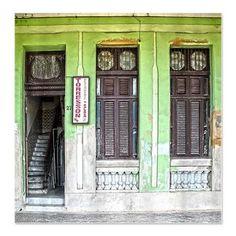 Malecon 27 Havana Shower Curtain