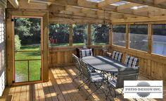 Consistent arraigned raised porch design go Deck With Pergola, Patio Roof, Pergola Patio, Pergola Plans, Pergola Ideas, Porch Ideas, Backyard Gazebo, Cheap Pergola, Porches