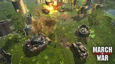 Batalhe pelo dominio do mundo em March of War