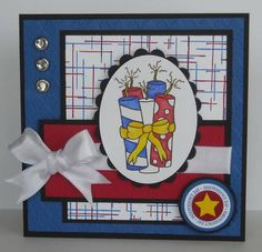 WT224 Independence Day by MichelleRedman - Cards and Paper Crafts at Splitcoaststampers