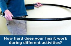"""""""Sweaty Science"""": Walking? Trampoline jumping? Basketball? How hard does your heart work during the different activities you and your family enjoy? Check out this fun family #sports #health #science activity to tie in with a healthy new year! [Source: Science Buddies, http://www.sciencebuddies.org/blog/2014/01/sweaty-science-weekly-science-project-idea-and-home-science-activity-spotlight.php?from=Pinterest] #STEM #scienceproject #familyscience"""