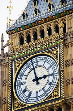 Big Ben - Palace of Westminster