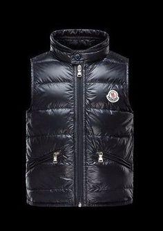 MC-GUI-A All Season Boys Zip Down Vest