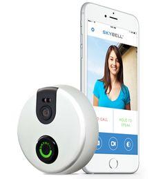 SkyBell WiFi Doorbell - Answer Door from SmartPhone – SkyBell Video Doorbell