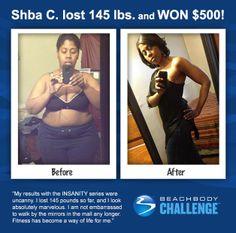 Shba won $500!