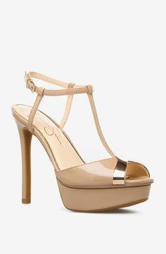 Carys T-strap sandal
