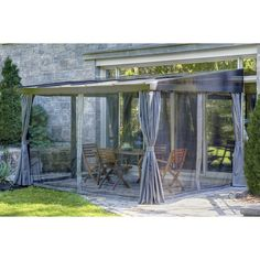 You'll love the San Polo 12 Ft. W x 10 Ft. D Aluminum Wall Mounted Patio Gazebo at Wayfair - Great Deals on all Outdoor products with Free Shipping on most stuff, even the big stuff.