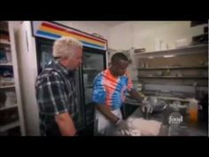 Diners, Drive-Ins, & Dives: Munch's Restaurant & Sundries - YouTube