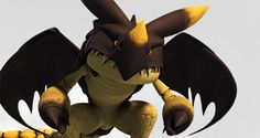 Image result for httyd the triple strike dragon