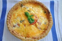 SouthernPlate Tomato Pie