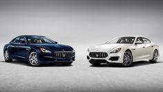 The 2017 Maserati Quattroporte Is Even More Beautiful than Before | Automobiles