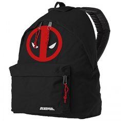 Deadpool Logo Backpack