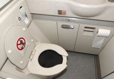 Shocker: Newborn Baby Found Dead Inside The Toilet Of An Aeroplane Woman Nabbed In what will come across as a really disturbing development a newborn baby has been found dead inside the toilet of an aeroplane.  File photo: An aircraft toilet  A 37-year-old woman has been arrested after a baby was found dead in the toilet of a commercial aircraft.  According to Sky News the Indonesian police said they detained the suspected mother named Hani following the discovery at Jakarta Airport…