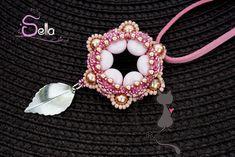 Sella pendant - NeedleCat Design