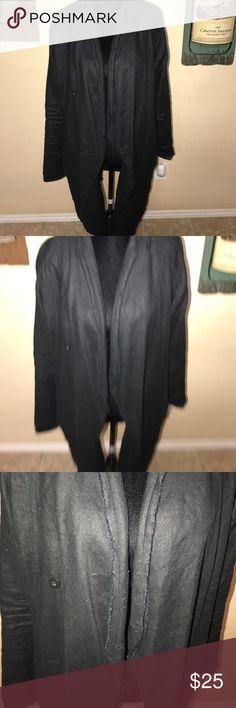 H & M men coat that was worn as a woman's coat H & M men coat that was worn as a woman's coat H & M Jackets & Coats Trench Coats