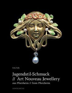 Jugendstil-Schmuck aus Pforzheim von Fritz Falk http://www.amazon.de/dp/389790280X/ref=cm_sw_r_pi_dp_R2Fnvb0N647VK