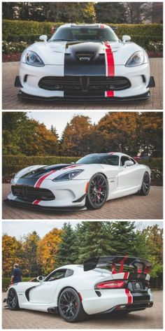 Viper ACR Concept - this is a BEAST! Click to be blown away! #spon #supercars