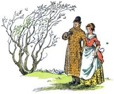 the first king and queen of Narnia - the cabbie and his good wife