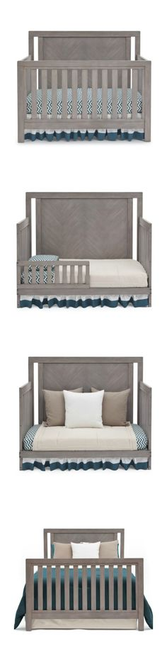 4-in-1 Convertible Crib.