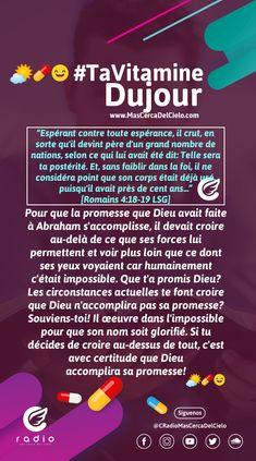 #TaVitamineDuJour #TuVitaminaDelDía Christians, Cover Pages