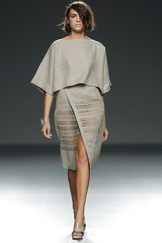 Leonor Pando - EGO - Madrid Fashion Week P/V 2015 #mbfwm