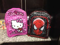 Stop by the 98 Clubhouse between the hours of 9a - 6p to enter your name for our #BackToSchool Backpack Giveaway! Prize filled backpacks will go to the following:   1 Boy and 1 Girl for K-6th (pictured) 1 Boy and 1 Girl for 7-8th 1 Boy and 1 Girl for 9-12th   You'll have until Friday, August 8th to enter your name and we'll announce winners Monday, August 11th!