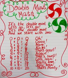 First Grade Wow: Math Mints
