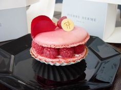 Pierre Herme famous Ispahan