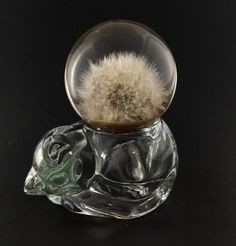 A personal favorite from my Etsy shop https://www.etsy.com/listing/272497168/cat-and-dandelion-paperweight-handmade