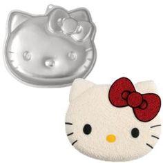 Hello Kitty Cake Pan @melissa phelps