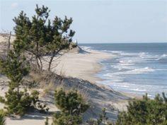 Cape Henlopen ~ Delaware breakwaters, Lewes, Delaware, USA