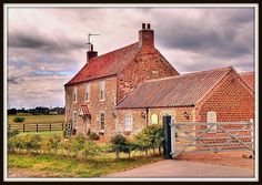 old english farmhouse