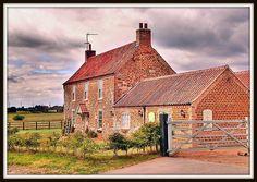 old english farmhouse