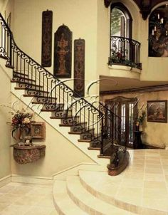 Effigy of Rod Iron Railing for Interior and Exterior Decorations