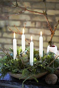 Hjemmelavet julepynt med kageforme | Mad & Bolig