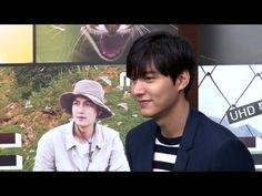 """[SSTV] 이민호(LEE MIN HO) """"멧돼지 동족 포식, 실제로 보니 충격적"""" (DMZ 더 와일드) - YouTube"""