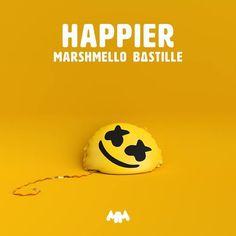 """@marshmellomusic en colaboración con @bastilledan dan lugar a """"Happier"""" una canción con un toque y ambiente bello por parte de Mello más un buen manejo de la letra por parte de Bastille  #marshmello #mello #happier #bastille #miranda #cosgrove #trap #daily #marshmallow @marshmellomusic @bastilledan @mirandacosgrove"""