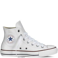 Chuck Taylor All Star Leather white