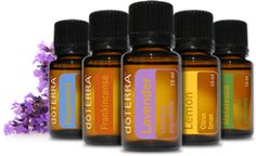 Get a FREE sample of an essential oil.