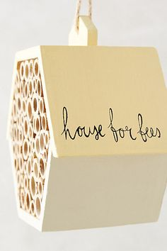 Honeybee House - anthropologie.com